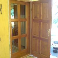 Dupla ajtó