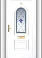 Derbyshire D2 műanyag bejárati ajtó díszpanel