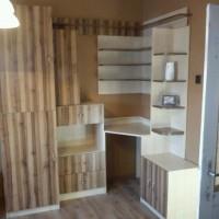 Több elemes bútorlap szekrény