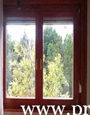 kétszárnyú ablak