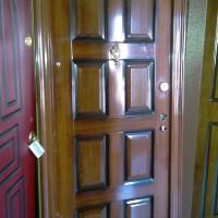 fém biztonsagi bejárati ajtó