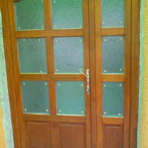 kültéri bejárati ajtó