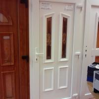 Bejárati ajtópanel