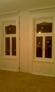 ablakcsere műemlék lakásban