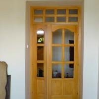 szamár hátíves beltéri ajtó