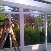 Ablakos télikert