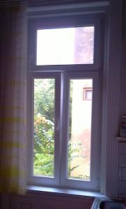 ablakcsere régi tokba építve