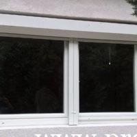 műanyag ablak redőnnyel
