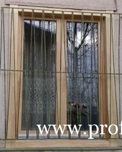 Olcsó fa ablak
