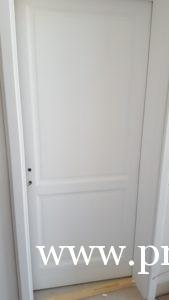 Beltéri ajtó csere