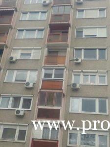 Erkélybeépítés Miskolc